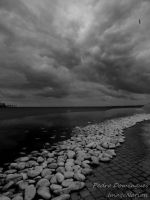 A storm is coming... by P3droD