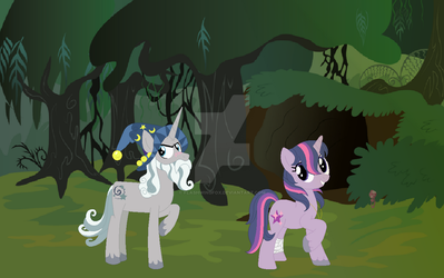 The Walk In The Everfree Forest (part 1/? by flashwingfox