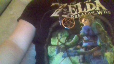 Check out this new shirt I got at the mall! :D by Jonathan-Lerner-13