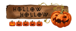 FluffPaw Halloween Event: Hollow Hollow by zzadkiel