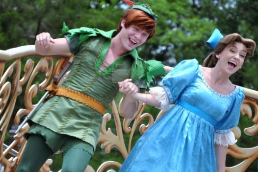 Peter and Wendy's Smiles