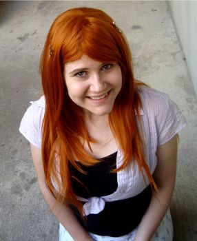Bleach: Hairpin Heroine by MeWindyCharms