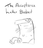 The acceptance letter blushed by ShiroShototsu