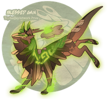 Blessed Gaia - Prize by GentleLark