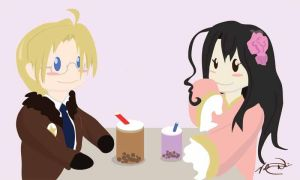Boba Date by alchimique