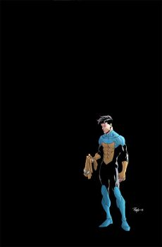 Invincible 84 cover by RyanOttley