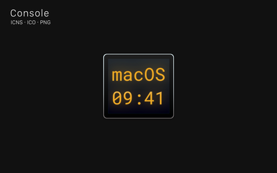 Console for macOS by octaviotti