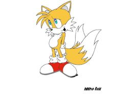 Tails by necroprower