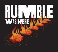 Rumble-t-shirt by seehawk