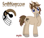 [2014] Scribblegroove by Arylett-Charnoa