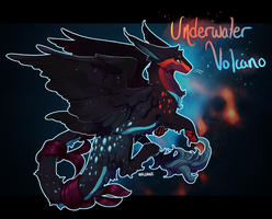 Faelidh Auction-Underwater Volcano (CLOSED) by Verlidaine