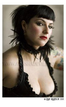 Akasha D'Eville_2008 by DevillePhotography