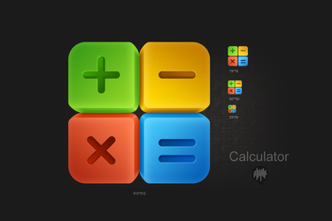 calculator by qishui