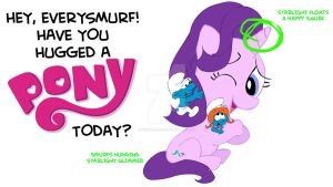 First Look: Have You Hugged a Pony Today? by NewportMuse