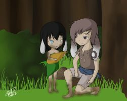 TS Event 1 - Carrot by MichisGraphics