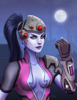 Widowmaker by Mauricio-Morali