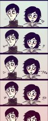 little comic of love by andrahilde