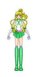 Sailor Earth (1st season of GGC and manga) by Rose9227614
