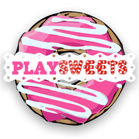 PlaySweets logo by Gardek