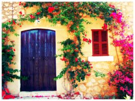 Little House by vincitrice