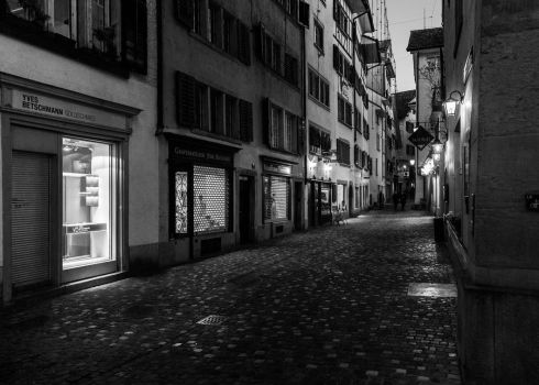 lonely street by PlAckAtH