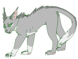 needletail by recovery-paws