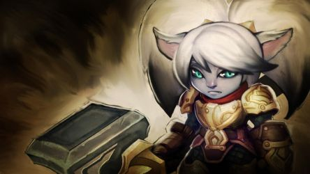 Poppy Wallpaper by Joizjoiz