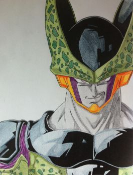 Perfect Cell by Miis-miis