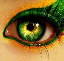 Earthly Eye by InViSaBlE2EvRy1