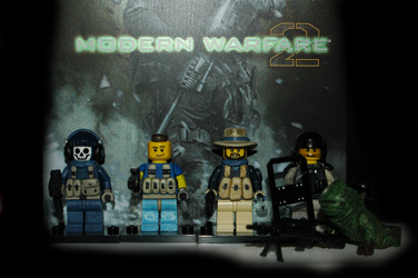 LEGO COD y'all by Dieru