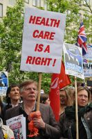 May 18th 2013 - Save the NHS: 15 by LouHartphotography