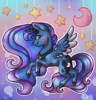Night star by TwixyAmber