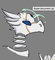 sCALe DOCUMENT UP by ThePurpleGriffin