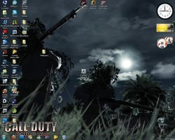 Call of Duty Desktop by Marijo-4ever