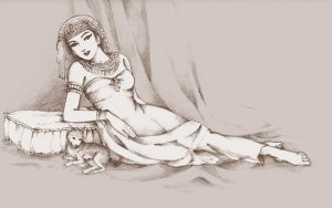 Egyptian princess by lind4-s