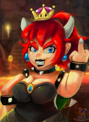 Bowsette by HG-The-Hamster