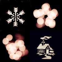 Christmas ornaments by 6Artificial6