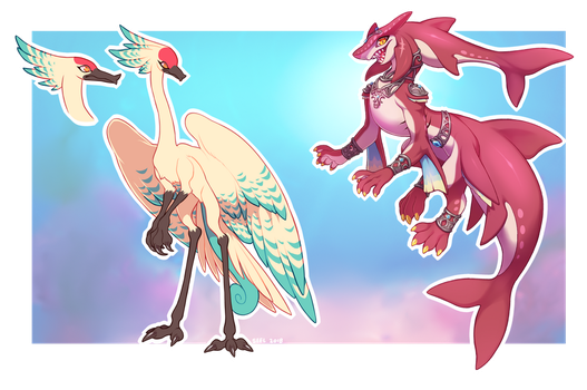 Chimereon Customs by ground-lion