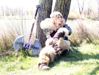 Astrid Hofferson cosplay by Wildyama