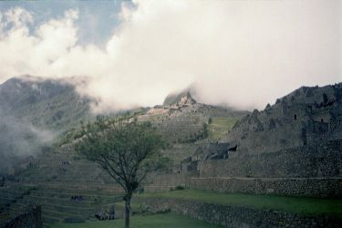 Lonely Inka House by Boldewyn