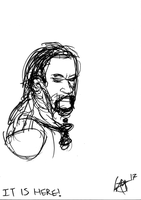 Season 6 - Khal Drogo by JMK-Prime