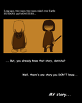 |SRTALE| Once Upon A Time Pg. 1 by SR-Rift