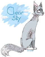Clear Sky by Bloombeam