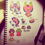 fursuit I want to get made by PickleMittens