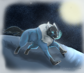 Frost by kazzuliini