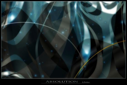 Absolution by druidpyre