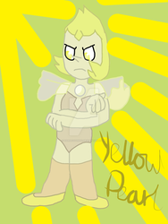 Yellow Pearl by Daracoon911
