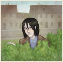 little Snape by Lucy--C