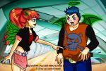 Gift - Conner and Shana by Eleanor-Devil
