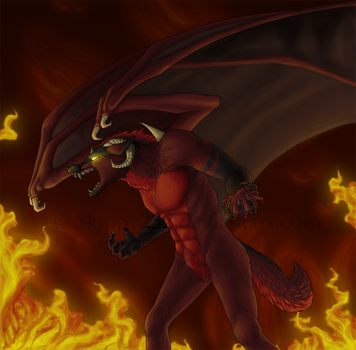 Vengeance by MitheaLaval